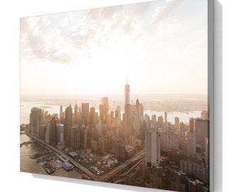 New York skyline Canvas print, wall art ca002