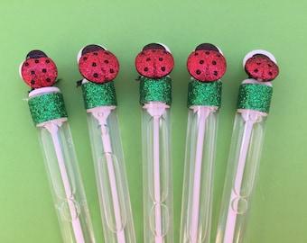 Ladybug Favor, Lady bug Favor, Ladybug Party Favor, Ladybug Party Supplies
