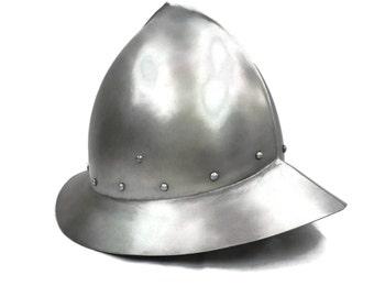 Larp Armour Spanish Kettle Hat