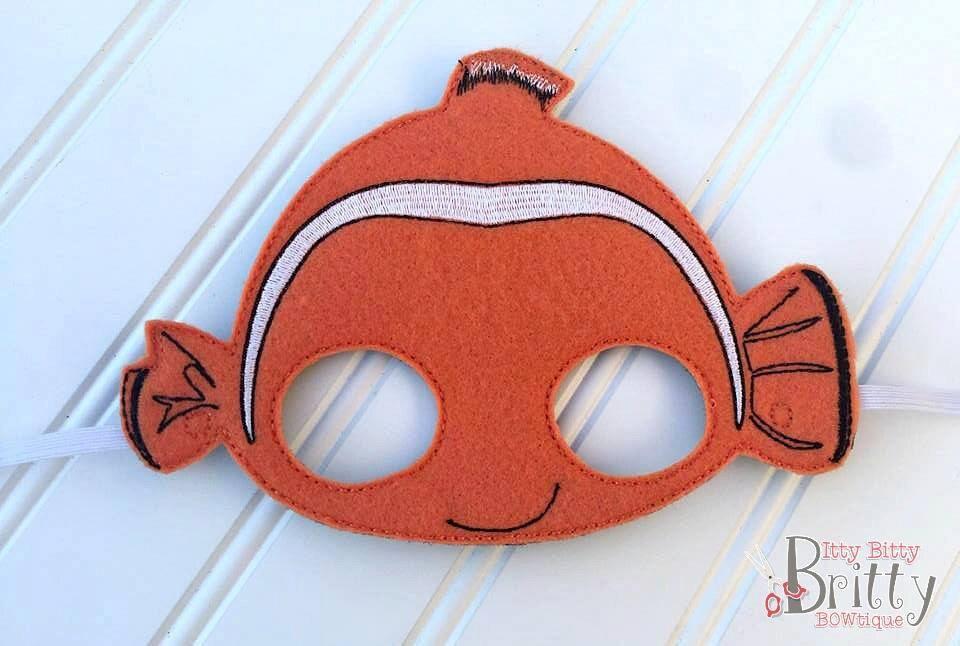 Finding Nemo inspired ...