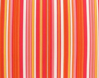 Waverly Beach Umbrella Tropical Punch Fabric. 60 Yard Roll