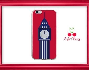 London Icon -Big ben Phonecase iPhone 7 , 7 plus , 6s , 6s Plus , 6 , 6 Plus , 5s , 5 /Samsung Note 4 5, S5 , S6 , S7/HTC/Sony/LG