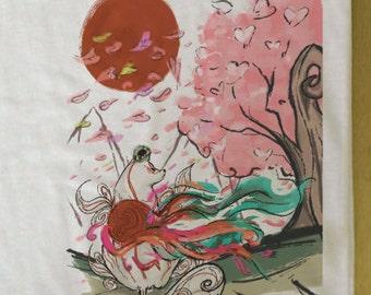 Okami Amaterasu by Jellie Bee - Ammy Art by JellieBee - Printed by Rev-Level