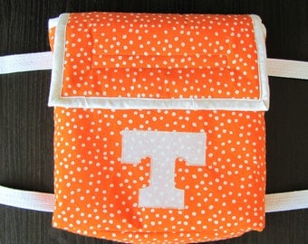 Tennessee Vols Casserole Dish Tote, TN Football, Pie Carrier, Dish Carrier -- [TN] -- CT1006