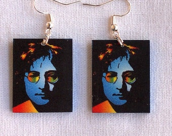John Lennon Earrings