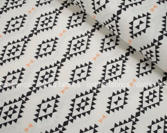 """SALE! Last 20"""" Nomad Aztec Bone Onyx from Nomad by Urban Chiks for Moda Fabrics - 100% Cotton Fabric"""