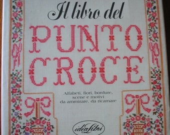 The book of cross stitch