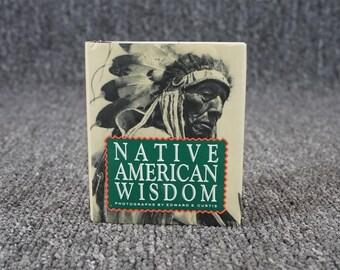 Native American Wisdom 1993 Photographs By Edward Curtis