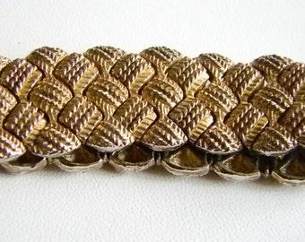 Gold Tone Finish Bracelet