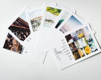 CUSTOMISED CALENDAR 2017 2018, Custom calendar, Personalised calendar, Wedding calendar, Baby photo calendar, Calendar with my photos, Gift