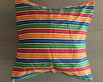 The Liquorice Stripes Cushion Cover