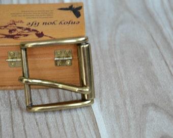 Mens Belt buckle alloy pin buckle