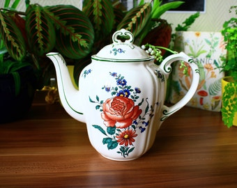 "Beautiful Coffee/tea pot by Villeroy & Boch  ""Alt Straßburg"" Collection"