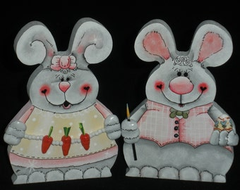 Sweetheart Bunnies