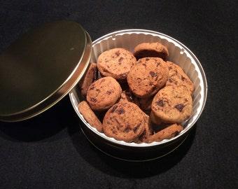 Gracious Plenty English Toffee Cookies