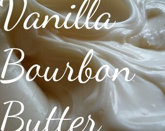 Vanilla Bourbon Hair and Body Butter