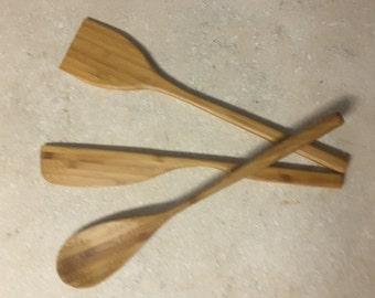 Bamboo utensil set of 3