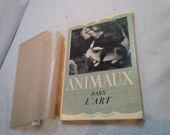 Animaux Dans L'Art, N. Hugues, 1951