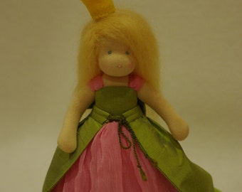 A Little Princess, Waldorf doll