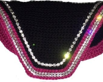 Hot Pink Fly Bonnet 2