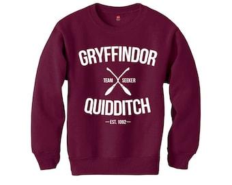 KIDS Gryffindor Maroon Sweatshirt