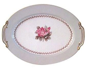 Noritake Rosemont Serving Platter