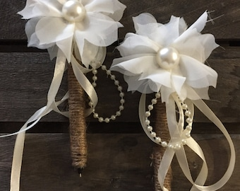 Chiffon Bridal wedding pen