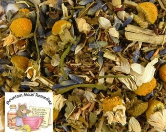 Herbal Tea Sampler for when your under the weather