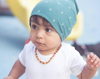 Baby Beanie - Toddler Beanie - Triple Arrow Beanie