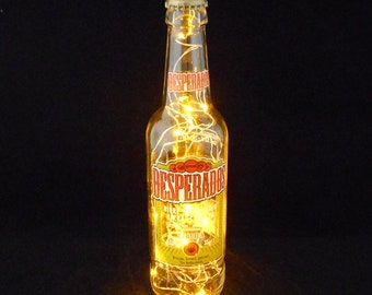 Desperados Bottle Light-amber