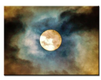 Venus and the Sun - Sky Photography Print