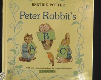 Beatrix potter peter rabbit's book