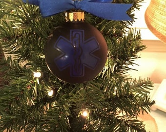 EMT ornament