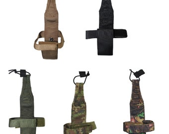 Tactical Small MOLLE Water Bottle Holder Carrier Pouch Military Army Hiking