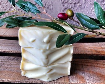 100% Olive Oil Soap (Castile or Baby soap)
