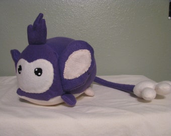 OOAK Aipom Loaf Plushie