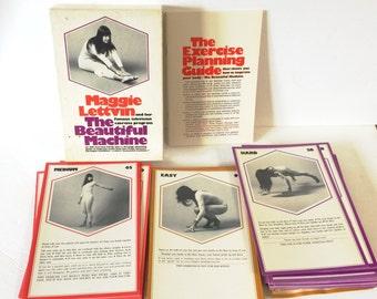 Maggie Lettvin A Beautiful Machine Yoga Exercise Program 1972