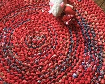 Red Rag Rug