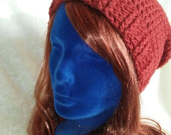Red Brick slouch hat