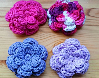 Scrubbies, Scrubbie, Face Scrubbies, Crochet Face Scrubbies, Crochet Scrubbies, Spa Accessories, Spa Bath Scrubbie, Exfoliating, Spa, Scrub