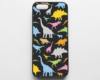 Pattern Dinosaur iPhone Case iPhone 6 Case iPhone 6s Case iPhone 6 Plus Case iPhone 6s Plus Case iPhone 5s Case iPhone 5 Case iPhone 5c Case