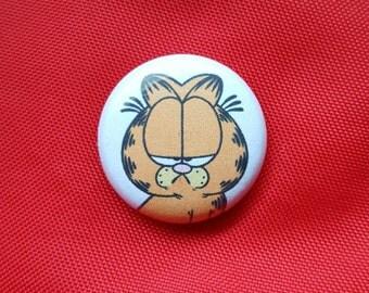 """Garfield 1"""" Pin"""