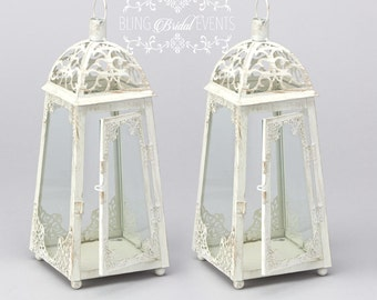 Antique Lanterns (Set of 2)