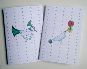 Pocket Notebooks - Set of 2