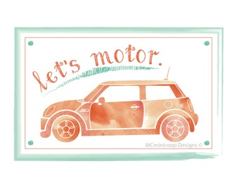 MINI Cooper - Let's Motor