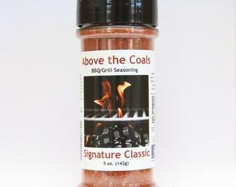 Above the Coals BBQ - Signature Classic Seasoning