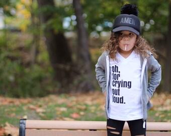 Hipster Kids - Toddler T-shirt - Kids T-shirt - Kids Tee - Baby Shirt - Kids Shirt - Childrens Clothing - Trendy Kids Clothes