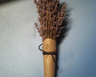 Dried lavender bunch (singles)