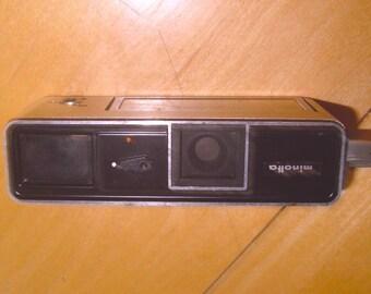 Vintage Minolta-16 Spy camera