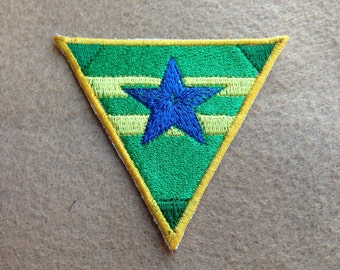 Firefly Browncoat Emblem Iron-on Patch